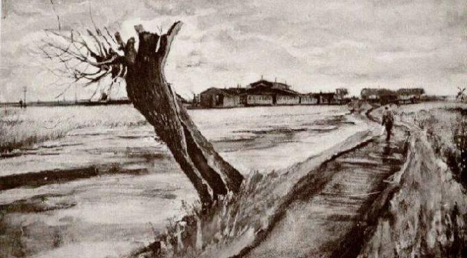 Pollard Willow, 1882,38x56 priv.